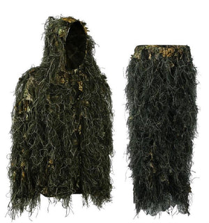Open image in slideshow, 3D Leafy Ghillie Hybrid Suit [NEW]