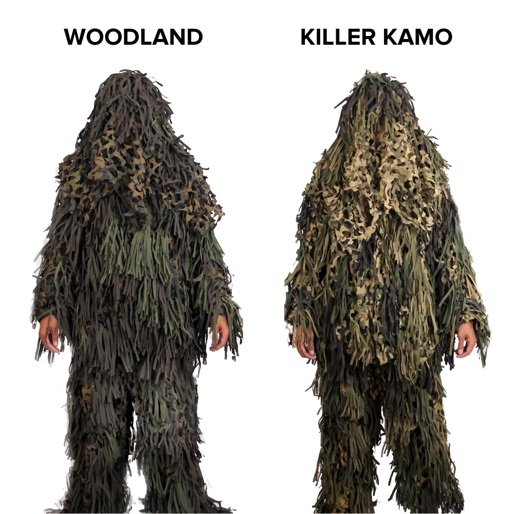 CamoSystems Jackal Ghillie Suit