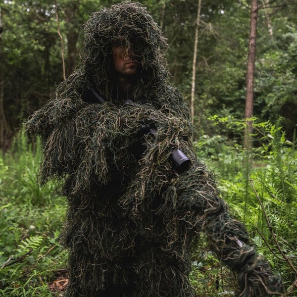 Arcturus Ghost Ghillie Suit - Includes Matching Rifle Wrap