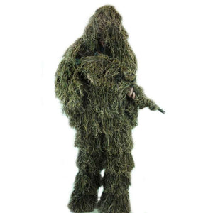 Open image in slideshow, Arcturus Woodland Ghost Ghillie Suit - Includes Matching Rifle Wrap