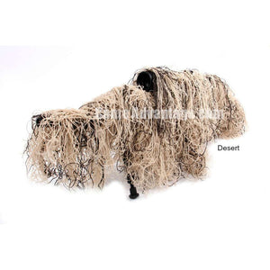 Open image in slideshow, Synthetic Ghillie Rifle Wrap