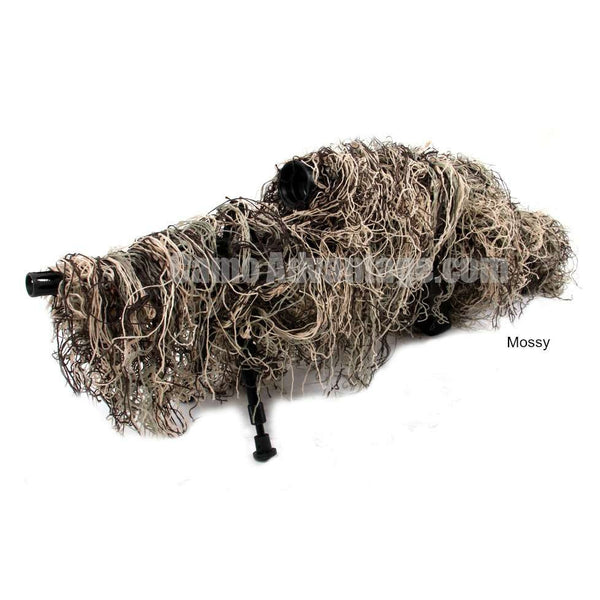 Synthetic Ghillie Rifle Wrap
