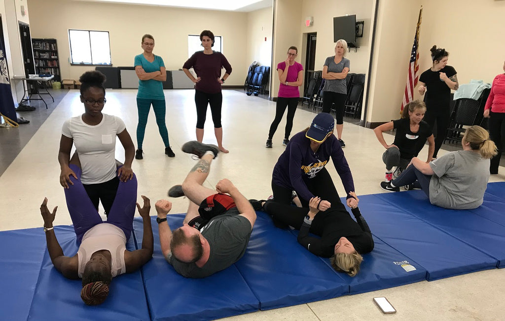 Trench Sports - Women's Self-Defense