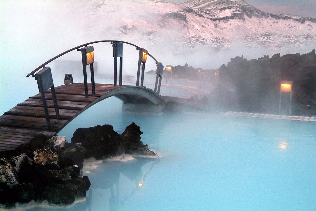 Trench Sports - Blue Lagoon Iceland