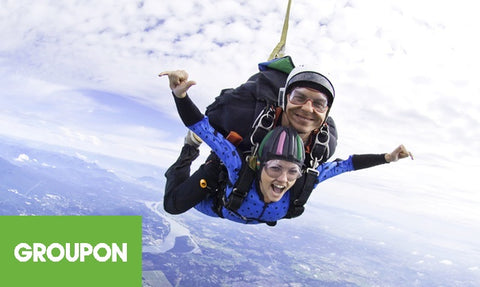 Groupon Skydiving