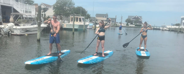 Trench Sports - Stand-Up Paddleboard Lessons