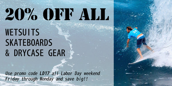 Trench Sports - Labor Day Weekend Sale