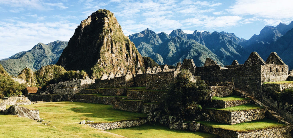 Trench Sports - Hiking Machu Picchu