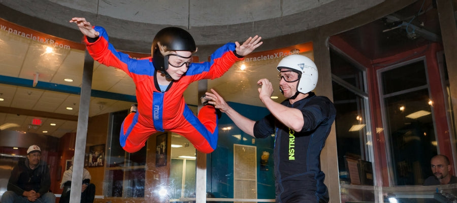Trench Sports - Indoor Skydiving