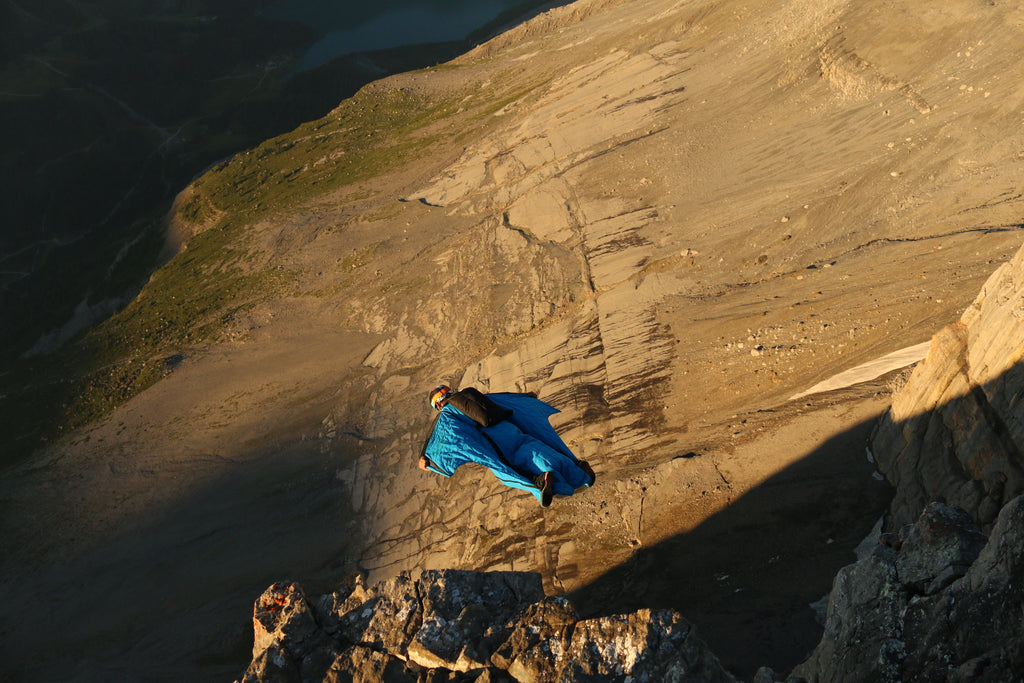 Trench Sports - BASE Jumping: A Leap of Faith