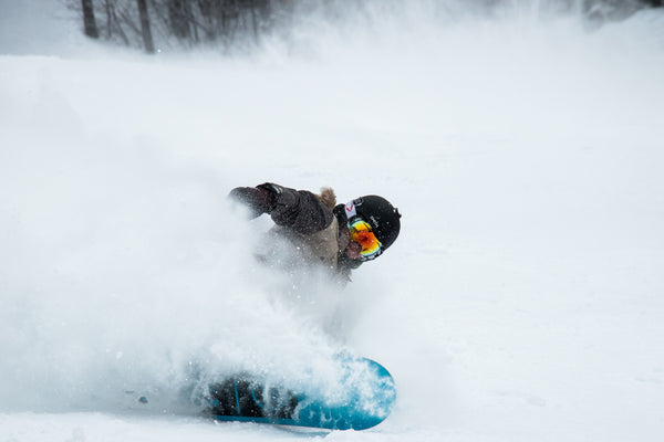 Trench Sports - Newbie Guide to Snowboarding
