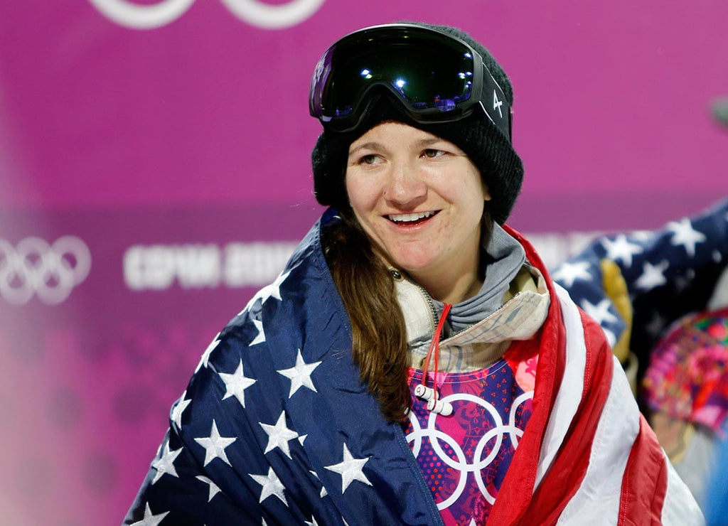 Trench Sports - Kelly Clark Olympics