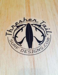 Trench Sports - Thresher Tail Surf Designs