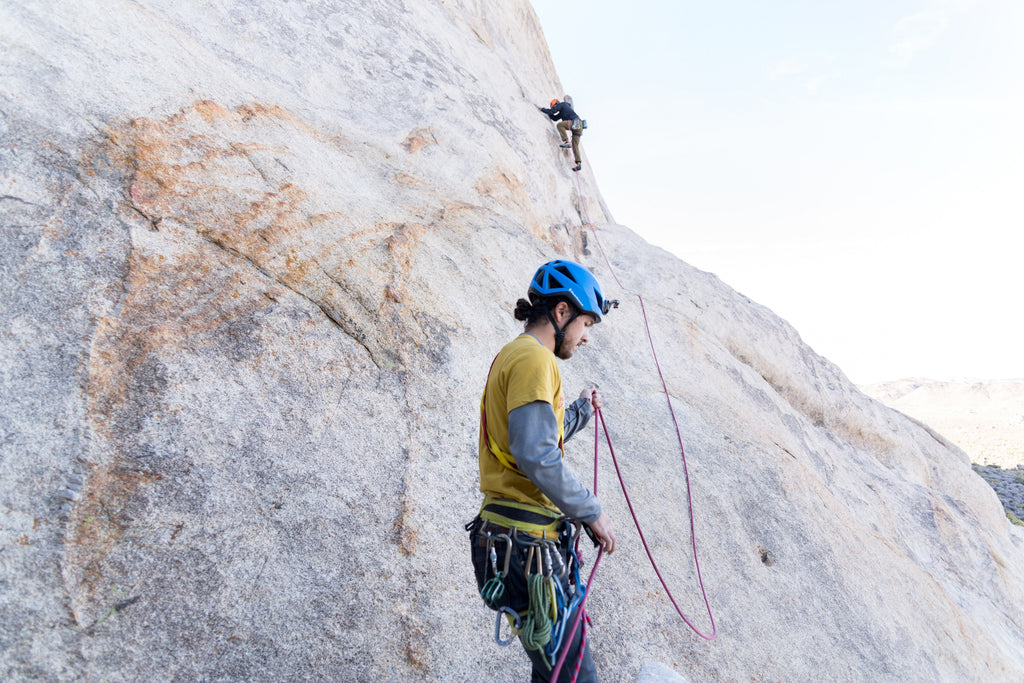Trench Sports - Rock Climbing: Start Local and Go Global