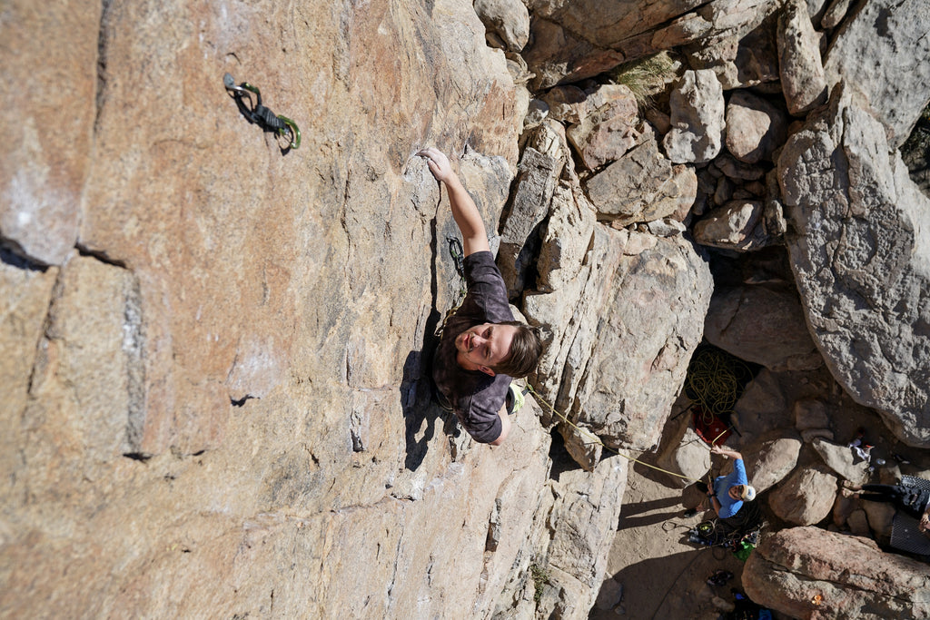 Rock Climbing: Start Local and Go Global