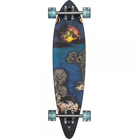 Trench Sports - Globe - Pintail Moonlighting Lit Longboard Complete