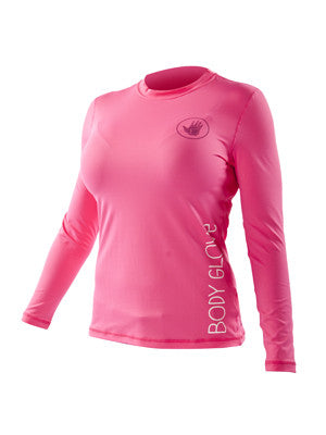 Trench Sports - Body Glove - Loosefit L/A Rashguard Pink
