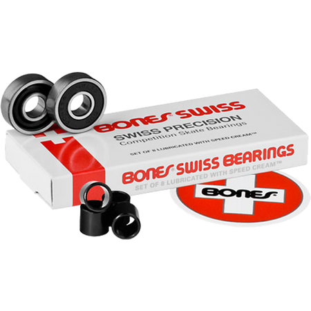Trench Sports - Bones - Swiss Skateboard Bearings