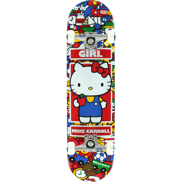 Trench Sports - Girl - Carroll Hello Kitty Complete Skateboard 7.75