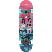 Trench Sports - Globe - Doom Lagoon Complete Skateboard 8.12 Salmon