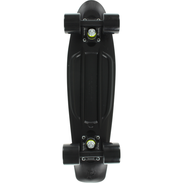 "Trench Sports - Penny - 22"" Complete Skateboard Blackout"