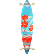 Trench Sports - Z-Flex - Bikini Atoll Hot Mess Pintail Skateboard