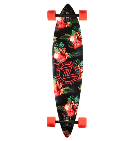 Trench Sports - Z-Flex - Prawn Cocktail Longboard