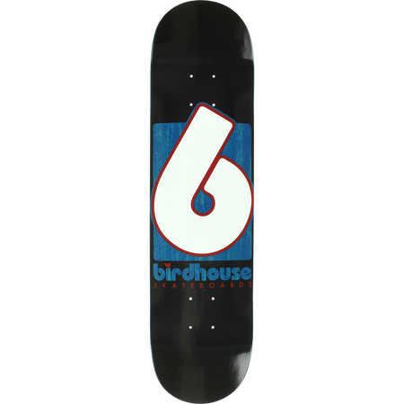 Trench Sports - Birdhouse - BP Block Skateboard Deck 8-8.25