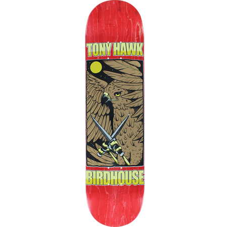 Trench Sports - Birdhouse - BP Hawk Knight Skateboard Deck 7.75-8.375