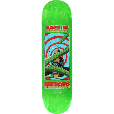 Trench Sports - Birdhouse - BP Loy Whisky Skateboard Deck 8.125
