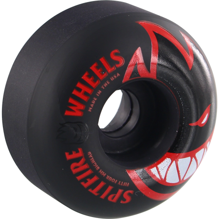Trench Sports - Spitfire - Bighead No Fill Black Skateboard Wheels