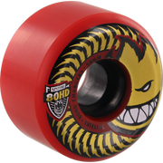 Trench Sports - Spitfire - 80HD Charger Conical Red/Gold Skateboard Wheels