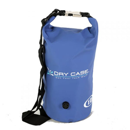 Trench Sports - DryCase - Deca Waterproof Blue 10L Dry Bag