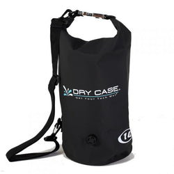 Trench Sports - DryCase - Deca Black Waterproof 10L Dry Bag