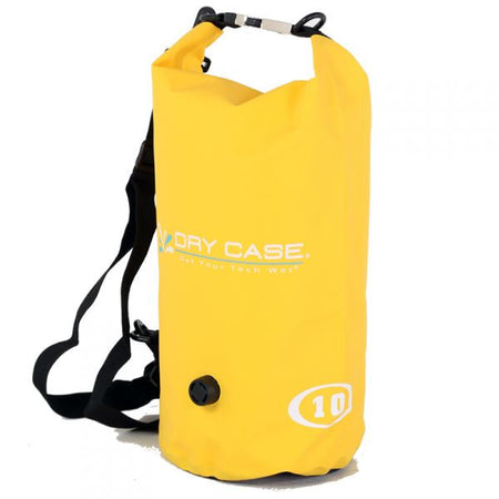 Trench Sports - DryCase - Deca Waterproof Yellow 10L Dry Bag