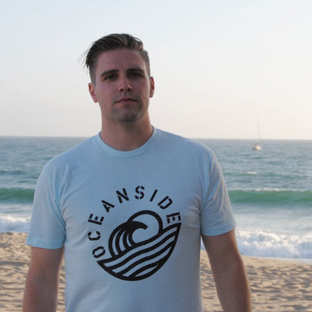 Trench Sports - The Limited Line - Oceanside Wave Shirt