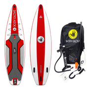 "Body Glove - Dynamo 10' 8"" iSUP Inflatable Standup Paddleboard"