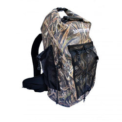 Trench Sports - DryCase - Mossy Oak Shadow Grass Blades Waterproof 35L Adventure Backpack