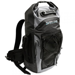 Trench Sports - DryCase - Masonboro Gray Waterproof 35L Adventure Backpack