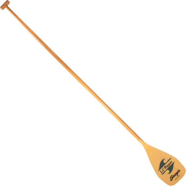 "Trench Sports - Sawyer - Lil Ripper U-Cut 60"" Wave Kids SUP Paddle"