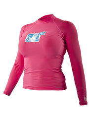 Trench Sports - Body Glove - Basic Fitted L/A Rashguard Pink
