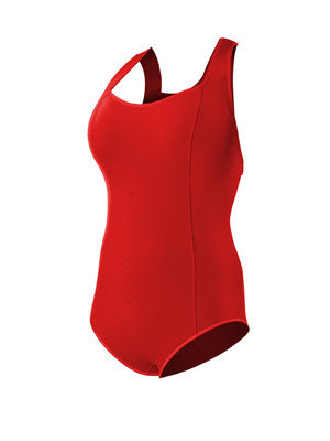 Trench Sports - Body Glove - Smoothie Raceback 2 MM Springsuit Scarlet Red