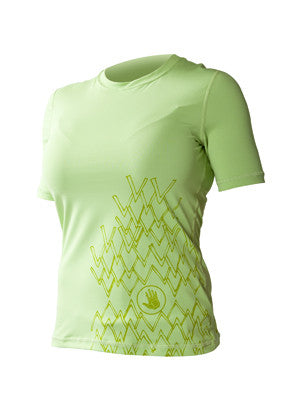 Trench Sports - Body Glove - Loosefit S/A Rashguard Lime