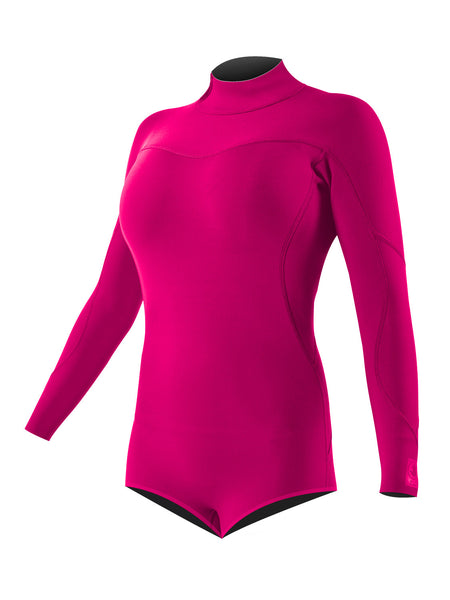 Trench Sports - Body Glove - Smoothie Back Zip L/A 2 MM Springsuit