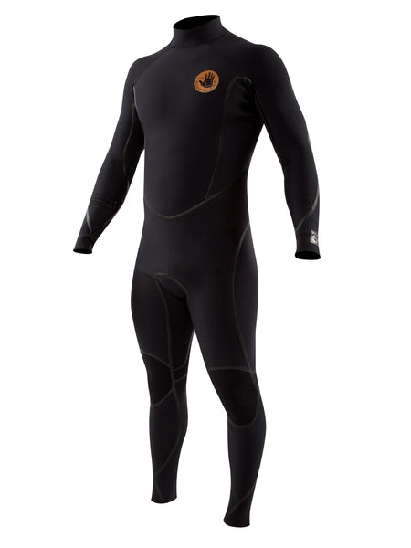 Trench Sports - Body Glove - Legends 4/3 MM Back Zip Fullsuit