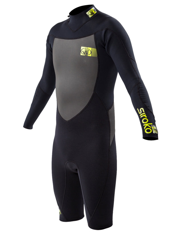 Trench Sports - Body Glove - Siroko Back Zip L/A 2 MM Springsuit