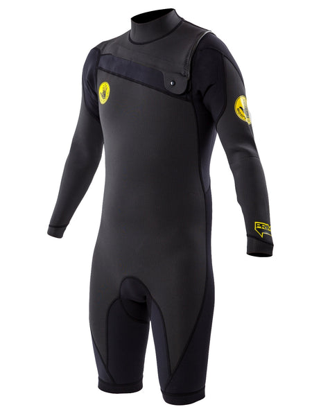 Trench Sports - Body Glove - PRIME (PR1ME) Slant Zip L/A Sprintsuit