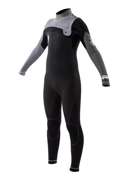 Trench Sports - Body Glove - PRIME (PR1ME) Slant Zip 4/3 MM Fullsuit