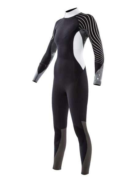 Trench Sports - Body Glove - Stellar 4/3 MM Back Zip Fullsuit