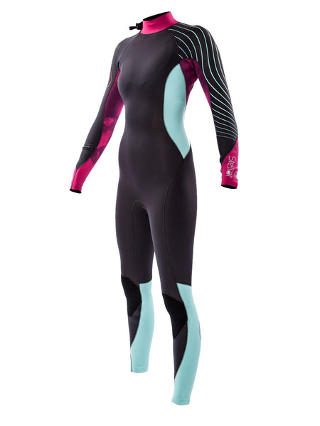 Trench Sports - Body Glove - Stellar 3/2 MM Back Zip Fullsuit